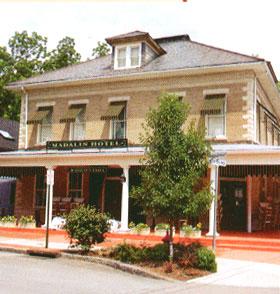 Madalin Hotel and Madalin's Table restaurant