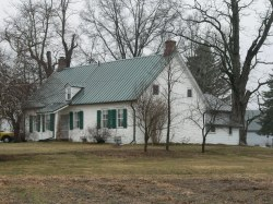 Dutch Colonial on West Kerley Corners Rd, 18th c.