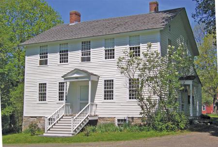 Daniel Warner House