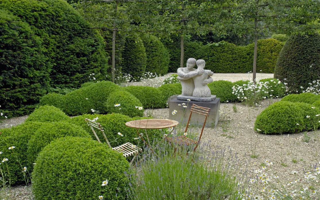 Garden inspiration arne maynard casacara old houses for Garden design oxfordshire