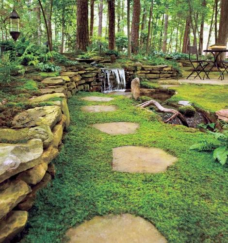 LAWN Moss Garden image p 39