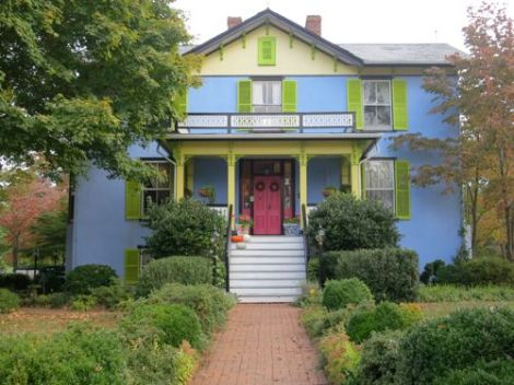 Monticello Tour Charlottesville Resident