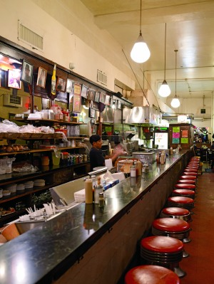 Eisenberg's Sandwich Shop174 Fifth AvenueNew York, NY10010
