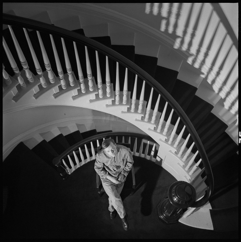 1-Capote Staircase